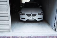 G20750_BMW_1Series_Toyko (aamengus) Tags: white japan plaque dark japanese tokyo asia asien garage plate bmw 日本 東京 asie blanche weiss japon 1series germancar 1er tokio f20 taitō 日本国 1635l canonef1635mmf28liiusm ef1635mmf28liiusm série1 eos5dmarkiii