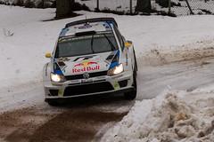 Mikkelsen Markkula - Sweden Rally 2014 WRC 7 (Marco Rimola) Tags: red snow classic cars ice car vw volkswagen mud sweden rally bull karlstad r wrc sverige polo redbull motorsport drift rallycar mikkelsen polor andreasmikkelsen rallysweden markkula wrc2 rallysweden2014 hagfrs