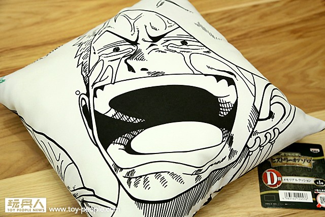 三刀流的武士道!一番賞 – 航海王《索隆的冒險歷程》Special Edition 開箱報告!!!