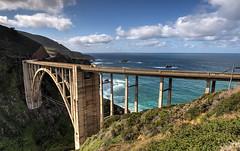 Bixby Bridge (Dmitrii Lezine) Tags: california bigsur bixbybridge