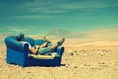 Volcano in my Living Room (tk-link) Tags: sleeping volcano living tim desert relaxing livingroom couch rest desierto sofá wüste volcan vulkan