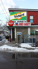 20140203_155459 v2 (collations) Tags: toronto ontario architecture documentary vernacular streetscapes builtenvironment cornerstores conveniencestores urbanfabric varietystores