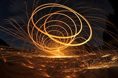 Spirale (Ok Coraline) Tags: lightpainting pailledefer
