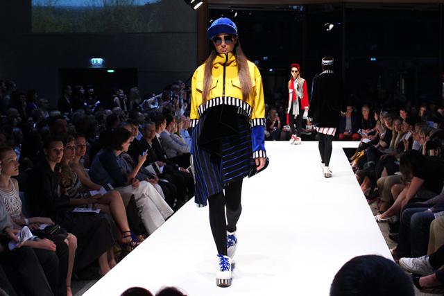 Berlin Fashion: The ESMOD Graduates Show 2014