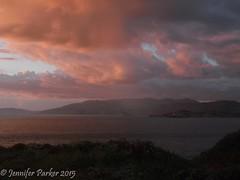 Mount Tam Pink Sunset (jennifer_parker81) Tags: northerncalifornia landsend mounttam magichour