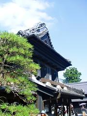 Traditional house in Kawagoe (charles.caer) Tags: saitama kawagoe 川越 埼玉県
