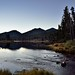 Sunrise at Sprague Lake (Rocky Mountain National Park)
