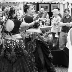 Exeter Craft Fair (markplymouth) Tags: uk england woman bellydancer belly devon exeter markplymouth