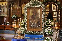 20. The solemn all-night vigil on the feast of the Svyatogorsk icon of the Mother of God / Торжественное всенощное бдение праздника Святогорской иконы Божией Матери