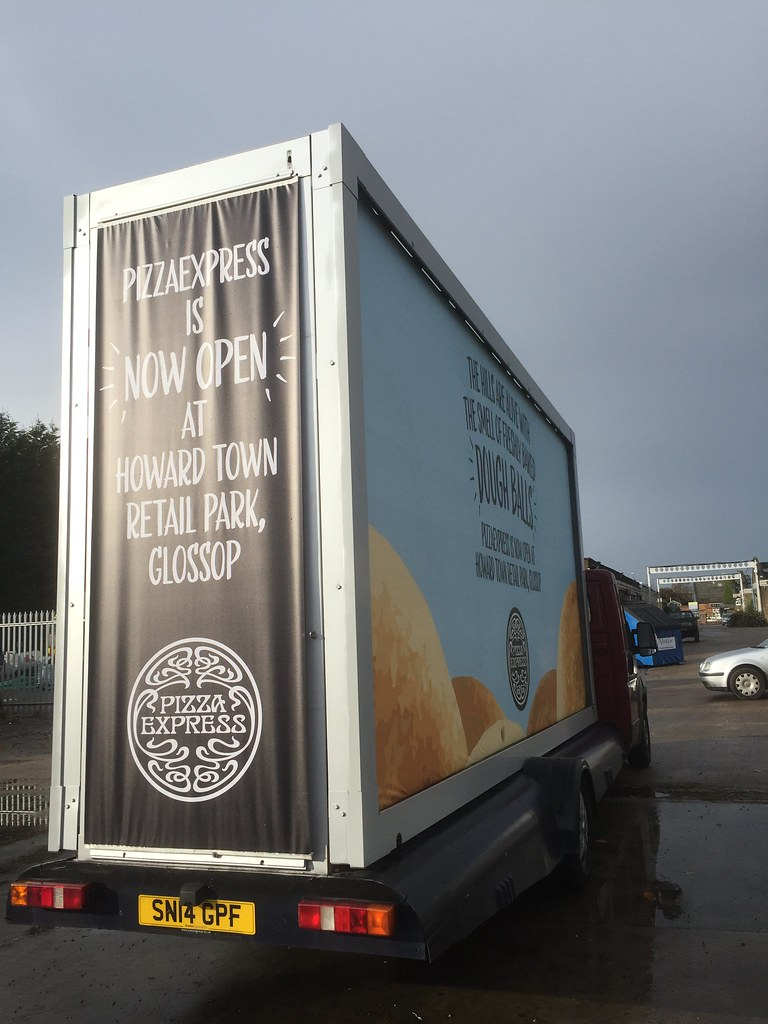 The Worlds Newest Photos Of Advertising And Mobilebillboard