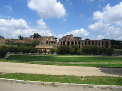 May 12, 2013 (the brilliant magpie) Tags: trip travel vacation italy rome roma italia circus maximus