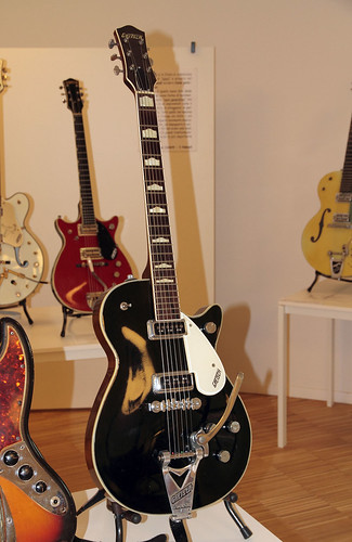 1956 Gretsch 6129 Duo Jet Black