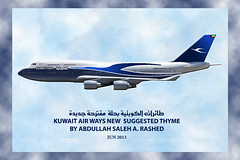 my kac (Abdullah Rashed - KWT ( excuse 4 slow replies)) Tags: photoshop air theme kuwait suggestion ways 747 jumbo rashed abdullah