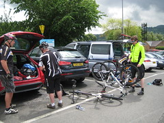 Ready to ride - Crickhowell (neil.finnes) Tags: dorset rough brecon beacons riders