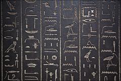 Sarcophagus of Nectanebo II (laheringer) Tags: england london alexandria unitedkingdom egyptian sarcophagus britishmuseum nectaneboii stolenantiquity