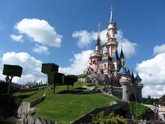 Sleeping Beauty's Castle (rvr) Tags: paris castle disneyland castillo sleepingbeauty belladurmiente