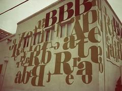 Buckhead Bottle Bar (Modern Fiber Lab - Sonya Yong James) Tags: font buckheadbottlebar