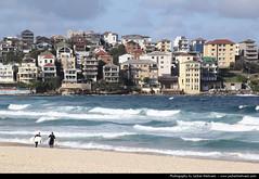 Bondi Beach, Sydney, Australia (JH_1982) Tags: new travel travelling beach bondi wales canon eos south sydney australia nsw australien traveling tamron australie 18mm     270mm  60d   sdney