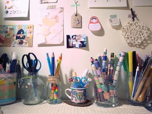 我的工作桌09