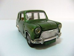 "MINI-COOPER ""MAGNIFIQUE"" - CORGI TOYS (RMJ68) Tags: cars toy corgi mini cooper magnifique coches bmc juguete 143 diecast"