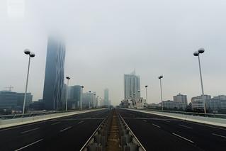 involved in mist