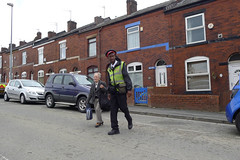 they're not all bar stewards (Broady - salford artist and photographer) Tags: life street people manchester documentary stephen salford trafficwarden swinton broady broadhurst stephenbroadhurst swinton81013