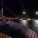 Docking at Dutch before dawn