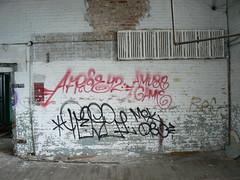 afroe and pose (httpill) Tags: streetart chicago art pose graffiti tag graf rip msk 42 kym afroe