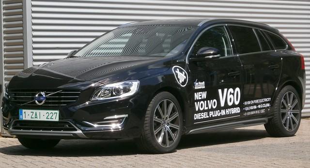 Volvo Ziet Potentieel In Draadloos Laden Van Elektrische Wagens