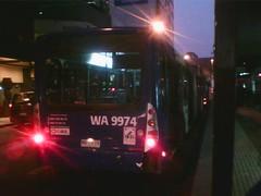 226|Puente Alto-Mapocho (maria angelica nuñez oyarce) Tags: bus buses volvo urbano caio colectivos transporte mapocho 226 transantiago pasajeros 9261 subus locomocióncolectiva troncal2 subuschile nonatocoo caiomondegola caioinduscar wa9974