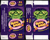 "Wrigley's Hubba Bubba - bubble gum - fun-size Halloween gum box - Frankenstein's Monster - 2013 • <a style=""font-size:0.8em;"" href=""https://www.flickr.com/photos/34428338@N00/10599250726/"" target=""_blank"">View on Flickr</a>"