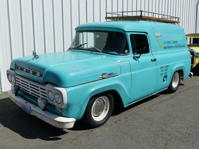 ford f100 1959 goodguys paneltruck paneldelivery goodguyspacificnorthwestnationals tomdutterby