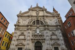 Chiesa di San Moise (lncgriffin) Tags: travel venice italy nikon italia venise venezia italie sanmoise 1424mmf28g d7000 mygearandme chiesadisanmoise