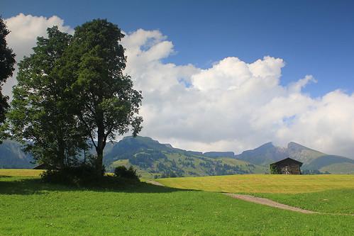 Switzerland Grindelwald valley