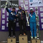 Ford Swette 2nd Junior at Colorado Nor-Am GS