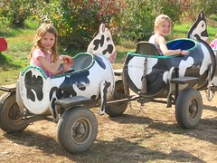 """Kate and Rebecca taking a ride • <a style=""""font-size:0.8em;"""" href=""""http://www.flickr.com/photos/7358896@N06/11162310314/"""" target=""""_blank"""">View on Flickr</a>"""