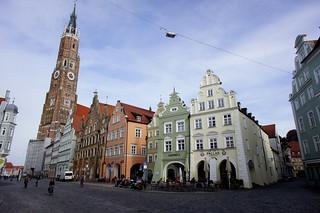 Landshut architecture
