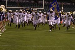 IMG_7825 (St. John Bosco High School Football) Tags: california ca st john football erica bosco sabin bellflower cosce