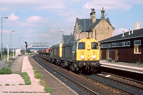 23/07/1985 - Mexborough, South Yorkshire.