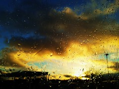 December 22, 2013 (danielrobbins) Tags: morning pink blue sky sun white black water beautiful rain yellow skyscape pretty skies dundee earlymorning raindrops skyscapes showers ephemeral risingsun carwindow wateronglass dundeeweather skyscapesphotography dundeeskyscape dundeeskies