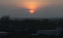"""Pôr do Sol em Fortaleza (felipe sahd) Tags: city cidade brasil fortaleza ceará """"nikonflickraward"""" blinkagain"""