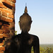 Thailand - Buddha on the hill
