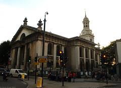 St Alfege Church, Greenwich (Rick & Bart) Tags: london church greenwich kerk londen stalfegechurch rickbart thebestofday gününeniyisi rickvink