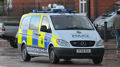 Merseyside Police Forensic Collision Investigation Mercedes Benz Vito PF08 RUA (sab89) Tags: new liverpool river mercedes high brighton ship waterfront tide ships police rua mersey tides wallasey collision wirral unit vito investigation merseyside seacombe pf08 pf08rua forenic