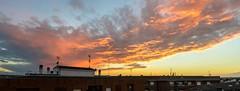 (enbokeh) Tags: sunset sky espaa atardecer 50mm spain nikon dramatic badajoz cielo tarde d800 montijo extremadura
