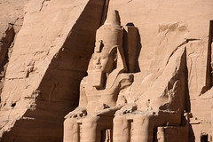 Great Temple at Abu Simbel (kairoinfo4u) Tags: egypt egipto aswan gypten egitto abusimbel assuan gypte ramessesii abusimbeltemple