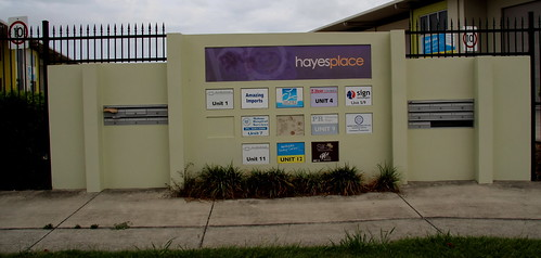 hayes place