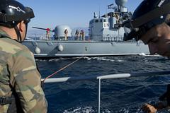 UNIFIL Maritime Task Force trains Lebanese Navy (UNIFIL - United Nations Interim Force in Lebanon) Tags: lebanon unitednations naval multimedia task 1701 force unifil base navy maritime lebanese unifillebanon beirut