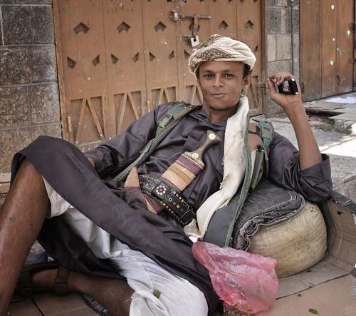 Afternoon Khat, Yemen