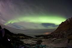 Lofoton Aurora (p_c_w) Tags: norway aurora lofoten
